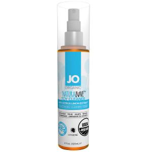 System Jo Organic Økologisk Sexlegetøjs Rengøring 120 ml