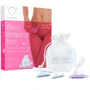 Ladyshape Bikini Shaping Tool Heart