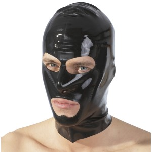 Late X Latex Maske