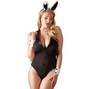Cottelli Bunny Bodystocking Kostume
