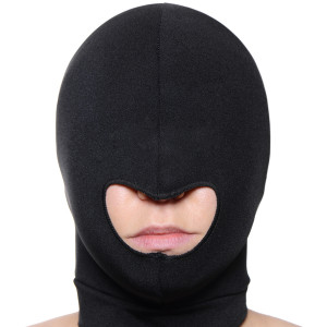 Master Series Blow Hole Spandex Maske