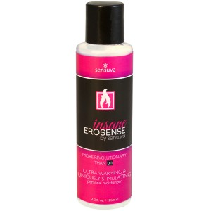 Sensuva Insane Arousal Glidecreme 125 ml