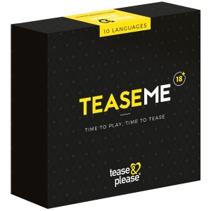 Tease & Please TeaseMe Erotisk Spil til Par