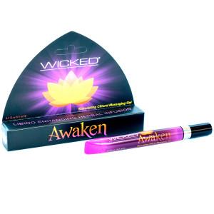 Wicked Awaken Stimulerende Klitoris Gel 8 ml