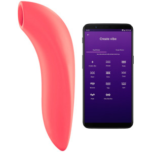 We-Vibe Melt App-styret Klitoris Stimulator