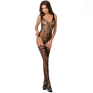 Passion Betty Blonde Catsuit