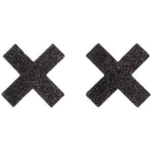 Cottelli Nipple Stickers Kryds