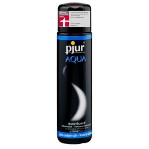 Pjur Aqua Vandbaseret Glidecreme 100 ml