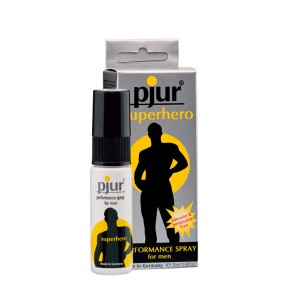 Pjur Superhero Performance Spray til Mænd 20 ml