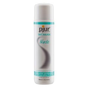 Pjur Woman Nude Vandbaseret Glidecreme 100 ml - PRISVINDER