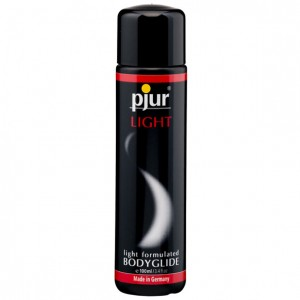 Pjur Light Silikone Glidecreme 100 ml.