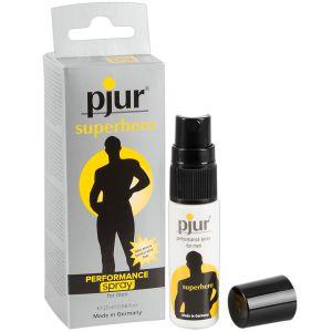 Pjur Superhero Performance Spray til Mænd 20 ml