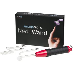 Kinklab Neon Wand Elektrosex Violet Wand Kit