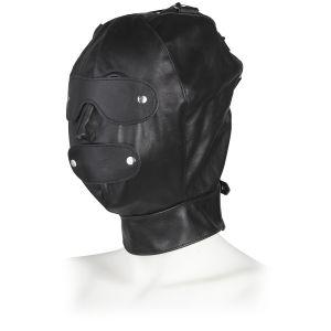 Rimba Justerbar Læder Maske