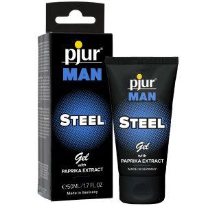 Pjur Man Steel Massage Gel 50 ml