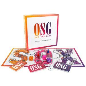 OSG Our Sex Game Brætspil