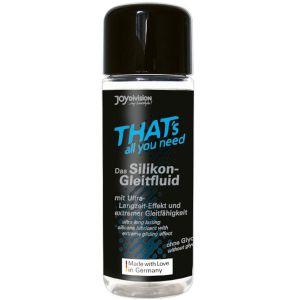 Joydivision That is All You Need Silikone Glidecreme 100 ml