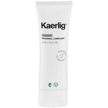Kaerlig Økologisk Vandbaseret Glidecreme 75 ml