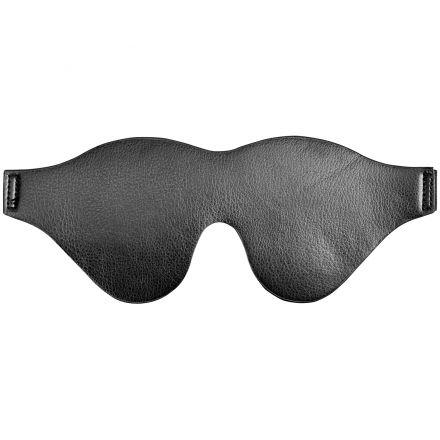 Obaie Imiteret Læder Blindfold