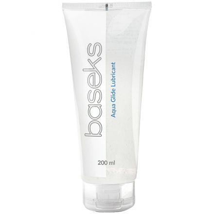 Baseks Aqua Glide Vandbaseret Glidecreme 200 ml