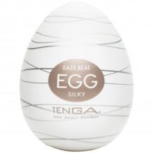 TENGA Egg Silky Onani Håndjob til Mænd håndbillede 1