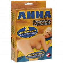 Anna Swedish Lovedoll Elskovsdukke