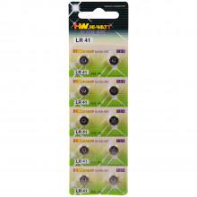 Hi-Watt Alkaline Batterier AG3 - LR41 10 stk  1