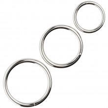 Spartacus Metal Penisringe 3 stk produkt på dildo 1