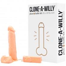Clone-A-Willy Plus Balls Klon Din Penis  billede af emballagen 1