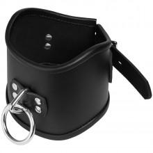 Strict Leather Locking Posture Collar Halsbånd produktbillede 1