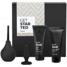 Sinful Get Started Anal Begynder Boks med A-Z Guide produktbillede 1