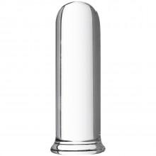 Prisms Pillar Cylinder Glas Dildo 15 cm  1