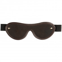 Bound Læder Blindfold produktbillede 1