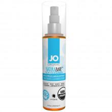 System Jo Organic Økologisk Sexlegetøjs Rengøring 120 ml  1