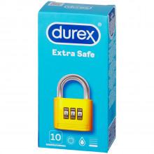 Durex Extra Safe Kondomer 10 stk billede af emballagen 90