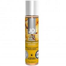 System JO H2O Flavor Vandbaseret Glidecreme med Smag 30 ml  1