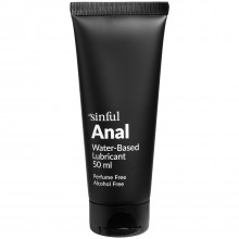 Sinful Anal Glidecreme 50 ml