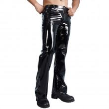 Black Level Lak Bukser Front