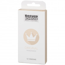 Secura Original Kondomer 12 stk billede af emballagen 90