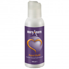 Moreamore Aqua Glyde Vandbaseret Glidecreme 100 ml