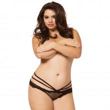 Seven til Midnight Laila Panty Bundløs Trusse Plus Size produkt på model 1