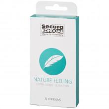 Secura Nature Feeling Kondomer 12 stk billede af emballagen 90