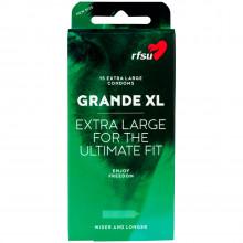 RFSU Grande XL Kondomer 15 stk  1