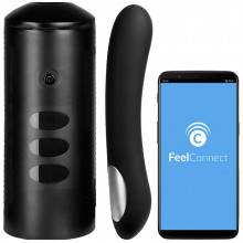 Kiiroo Titan & Pearl2 Par Vibrator Sæt Product app 1