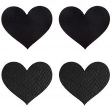 Peekaboos Nipple Stickers Hjerte 2 pak  1