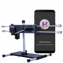 Hismith Premium 4 App-Styret Sexmaskine 2.0 produkt og app 1