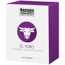 Secura El Toro Kondomer 100 stk  1