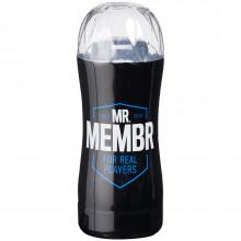 Mr. Membr Edge Klar Masturbator billede af emballagen 1