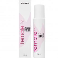 Cobeco Female Anal Relax Glidecreme 100ml Produktbillede 1