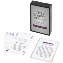 Fifty Shades Of Grey Play Nice Talk Dirty Inspirations Kort produktbillede 1